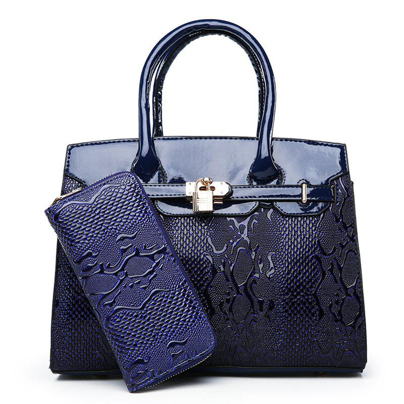 New Fashion Atmosphere Lady's Banquet Bag - BLUE