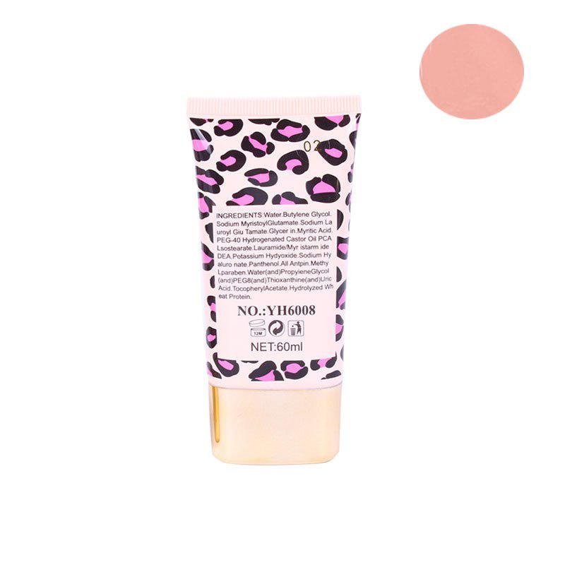Hot Selling Makeup Tools Long Lasting Moisturizing Liquid Foundation - PINK DAISY