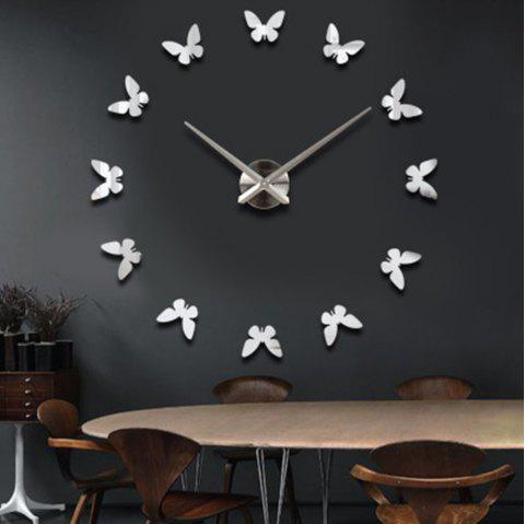 Fashion Watches Mute Stickers - SILVER