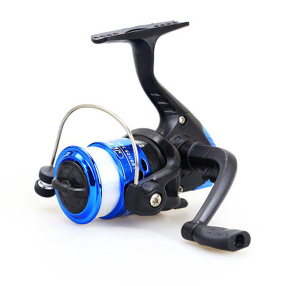 Spinning Fishing Reel  Front Drag Body Carp - BLUE