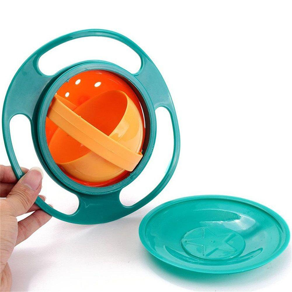 Children Rotate Balance Gyro Flying Saucer Bowl saucer state