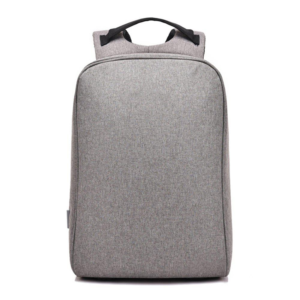 Backpack Multi-Function Anti-Theft Computer  Fashion Student Bag - GRAY