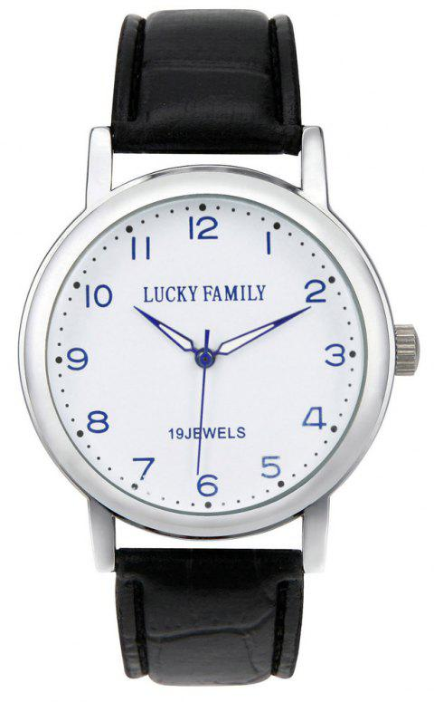Lucky Family G8118 Man Mechanical Watches - WHITE