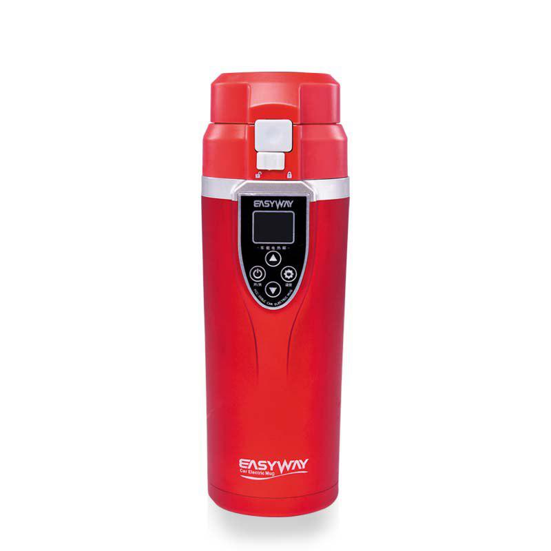 New Car Electric Heating Cup - RED