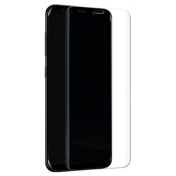 Minismile 3D 9H Full Screen Explosion-Proof Tempered Glass Film Screen Protector for Samsung Galaxy S9 Plus - WHITE