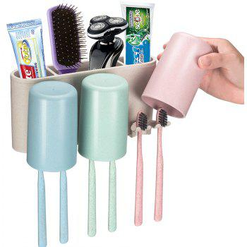Warmlife Nouveau Hot Home Brosse à dents - multicolor
