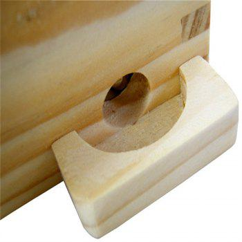 Intellectual Development Look for Export Games Wooden Ring Balance Toy - BEIGE