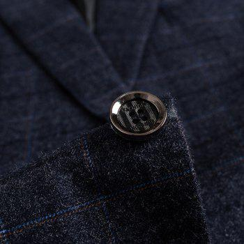 Men's Lattices and Long Sleeved Suits - BLUE M