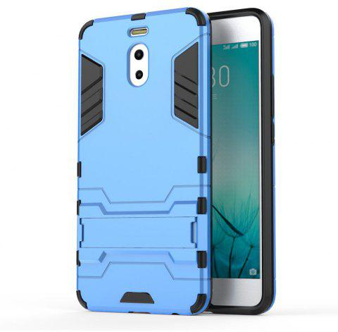 Armor Case for Meizu M6 Note Silicon Back Shockproof Protection Cover - BLUE