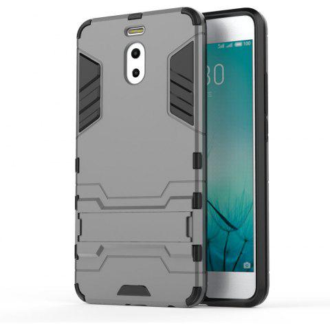 Armor Case for Meizu M6 Note Silicon Back Shockproof Protection Cover - GRAY