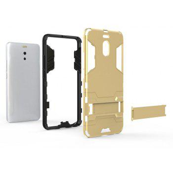 Armor Case for Meizu M6 Note Silicon Back Shockproof Protection Cover - GOLD