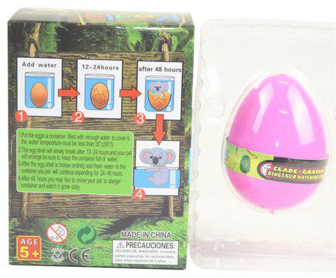 Koala Egg Water Hatching Magic Children Kids Toy - DEEP PINK