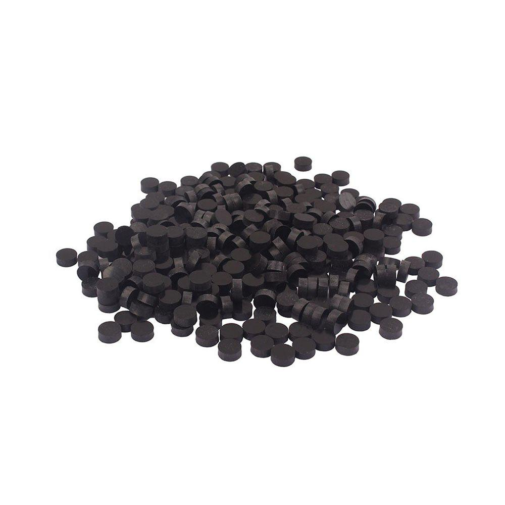 New Black Dots Inlays for Guitar Fingerboard Diameter 5.0mm 300PCS - BLACK