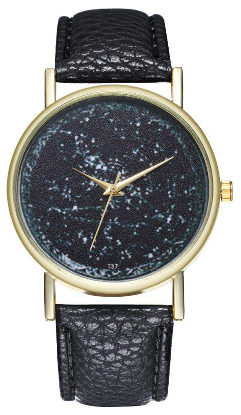 Zhou Lianfa T37 Trendy Casual Fashion Quartz Watch - NIGHT