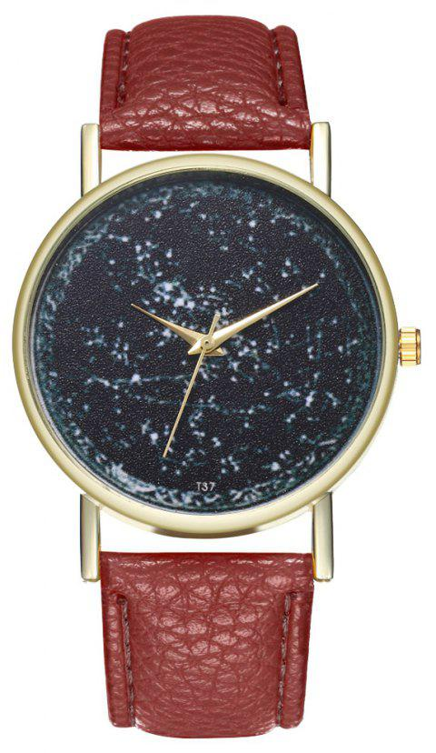 Zhou Lianfa T37 Trendy Casual Fashion Quartz Watch - ROSY FINCH