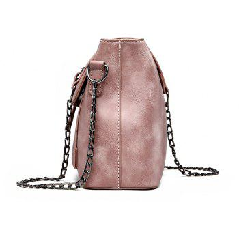 New Female Bag Small Diagonal Ladies Shoulder Portable Messenger - MISTY ROSE