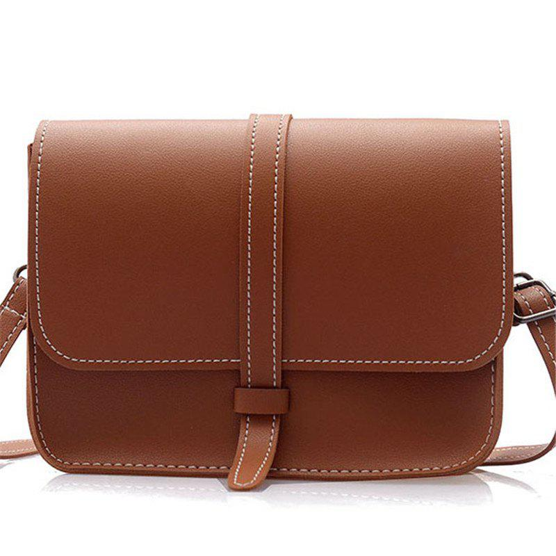 Small Bag Female Forest Department of Wild Messenger Shoulder Simple Student Package - SIENNA