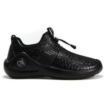 New Men Cool Light Breathable Casual Shoes - BLACK 42