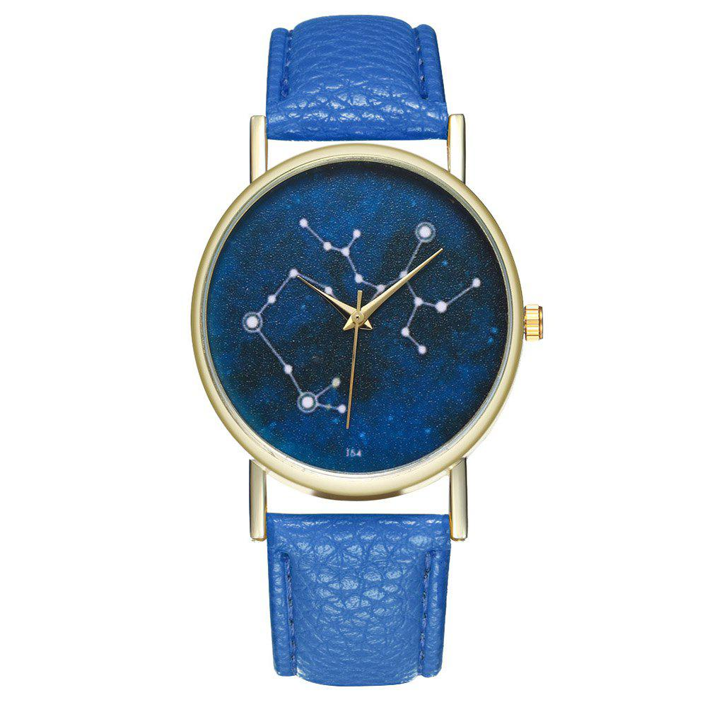 Zhou Lianfa Brand Sagittarius Watch - ROYAL BLUE