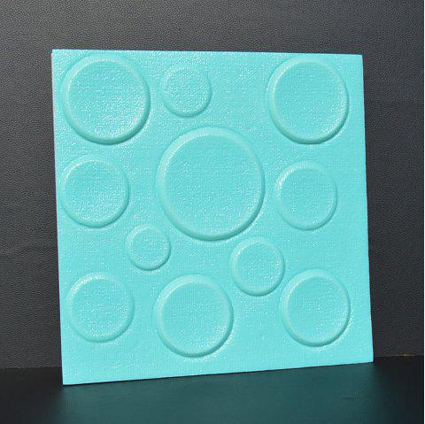 Self Adhesive 3D Board Background Wall - CELESTE 30X30CM