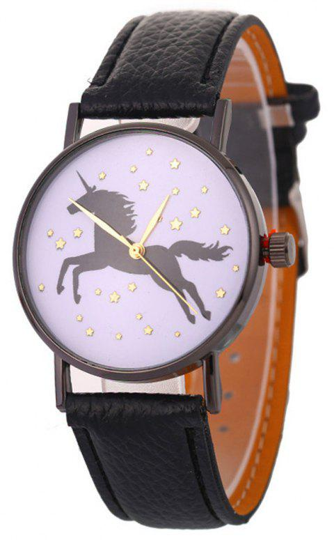 Unicorn Explosive Bracelet Watch - BLACK