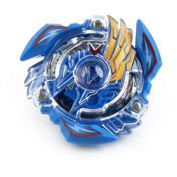 Funny Alloy Burst Beyblade Set Toy for Children 2PCS - multicolor A