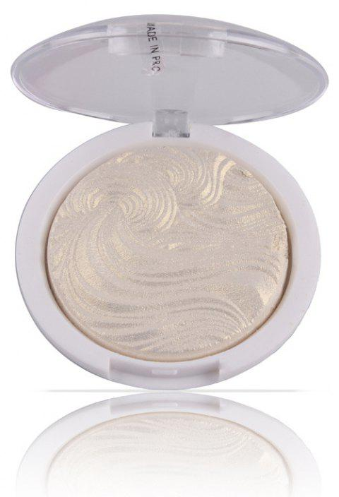 MISS ROSE Facial Makeup Baked Highlight Powder - 001