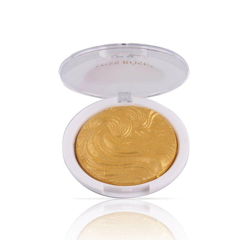 MISS ROSE Facial Makeup Baked Highlight Powder -