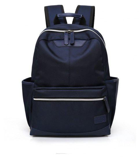 New Men Women Backpack For 15.6 inches Laptop Large Capacity Stundet  Casual Style Bag Water Repellent - BLUE EYES