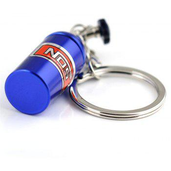 Porte-clés Turbo Mini Nitrous Oxide Bottle - [