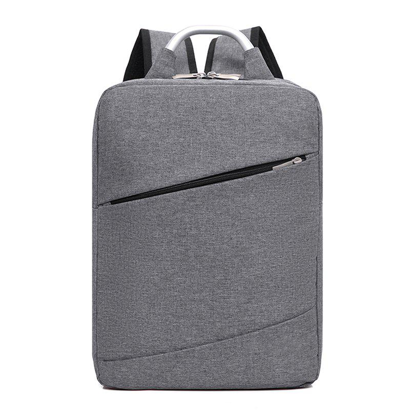 Laptop Bag Large Capacity Backpack - GRAY