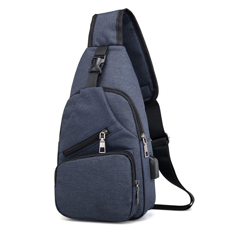 Simple Functional Utility Bag - BLUE