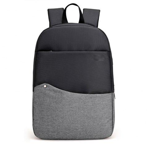 Lightweight and Wild Charging Backpack - CLOUDY GRAY