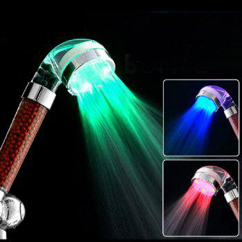 YEDUO LED Anion SPA Shower Head - multicolor B