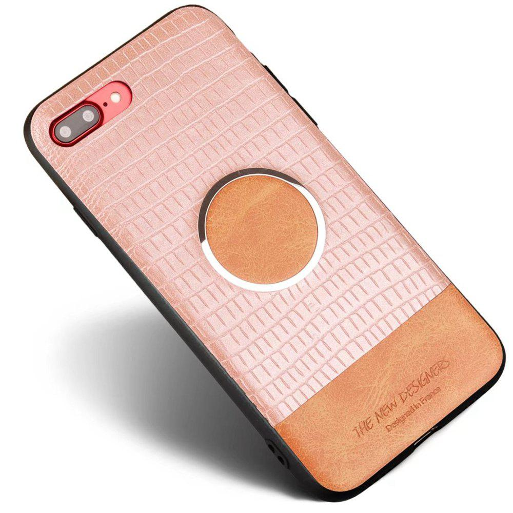 For iPhone 7 Plus / 8 Plus Case Magnetic Functional Soft Back Cover - ROSE