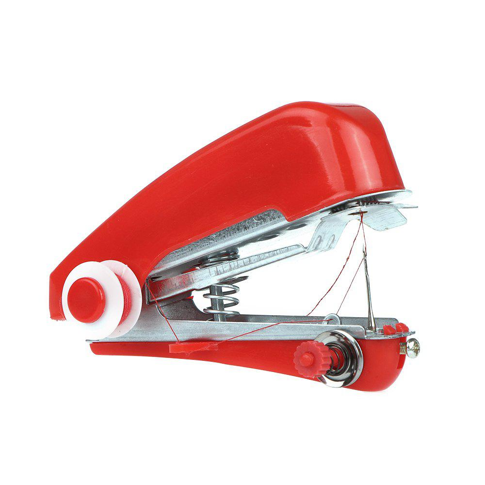 Portable Mini Manual Sewing Machine Is Easy To Operate Travel Essential Tools
