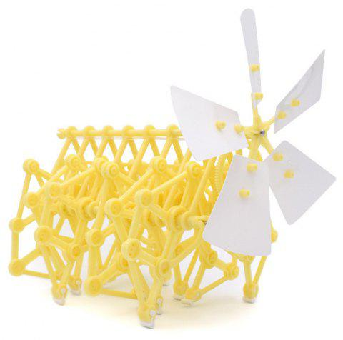Creative DIY Assembled Gout Toy - YELLOW