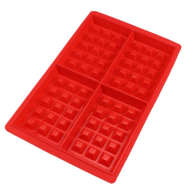 Silicone Cake Mould Waffle Makers for Kids Bakeware Set Nonstick Baking Mold Set