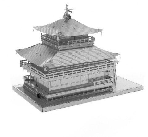 3D Metal Model House Puzzle - SILVER