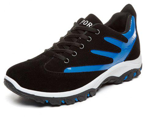 e403c1cf25ab Spring New 2018 Mountaineering Outdoor Sports Casual Breathable Students  Running Shoes - SKY BLUE 43