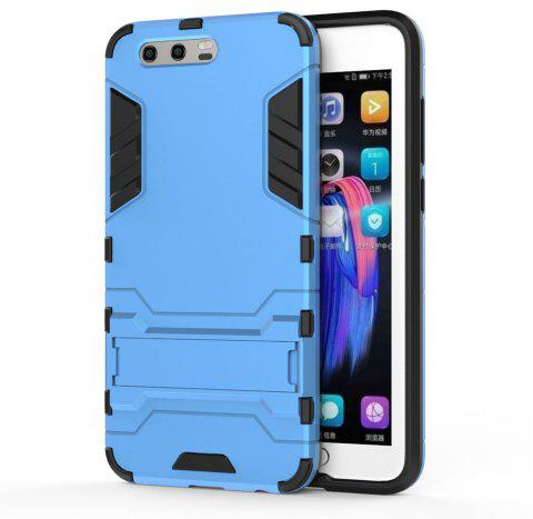 Armor Case for Huawei Honor 9 Silicon Back Shockproof Protection Cover - BLUE