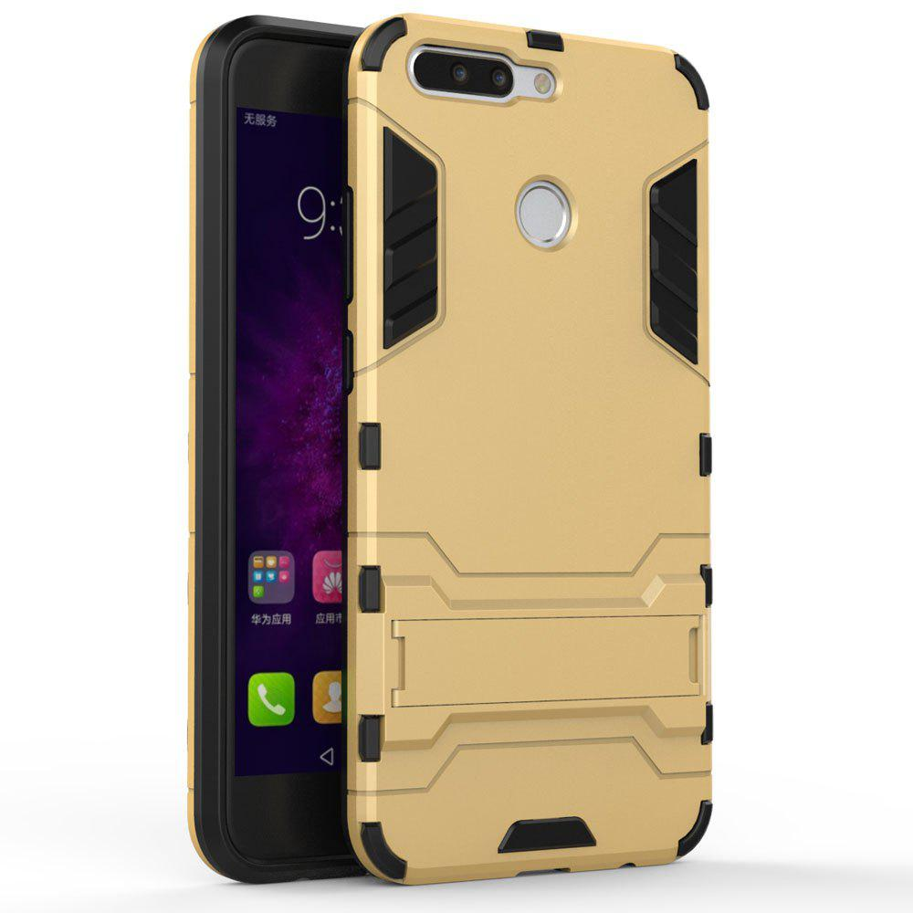 Armor Case for Huawei Honor V9 / Honor 8 Pro Shockproof Protection Cover - GOLD