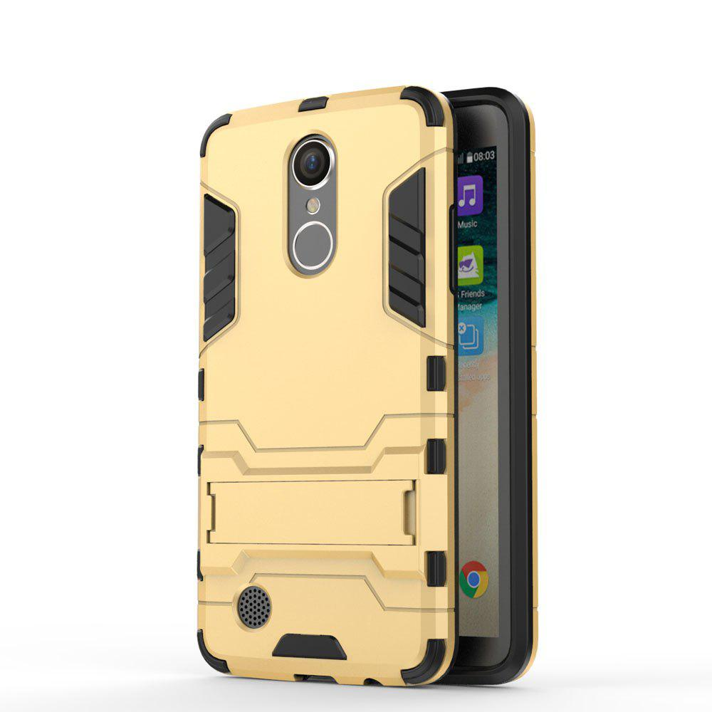 Armor Case for LG K8 2017 / LV3 Shockproof Protection Cover - GOLD