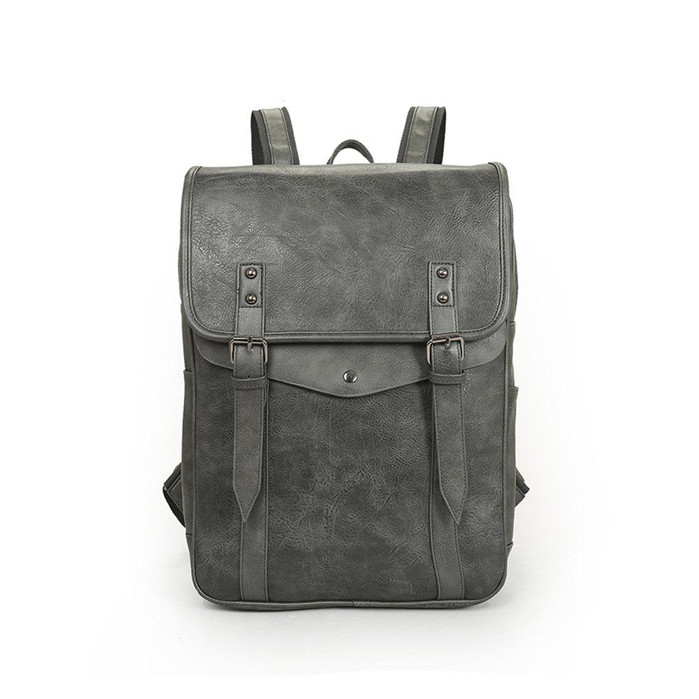 New Arrival Backpacks For Men Unisex Casual Fashion Bag College Bags - GRAY