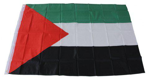 Palestine Flag / Parade / Holiday / Home Decoration New Fashion - multicolor