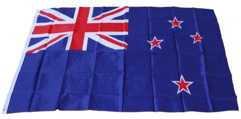 Greater New Zealand Flag Office / Events / Parades / Holidays / Home Decor - multicolor