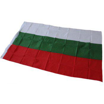 Political Party Festival Historical Events Military Bulgarian Flag - multicolor