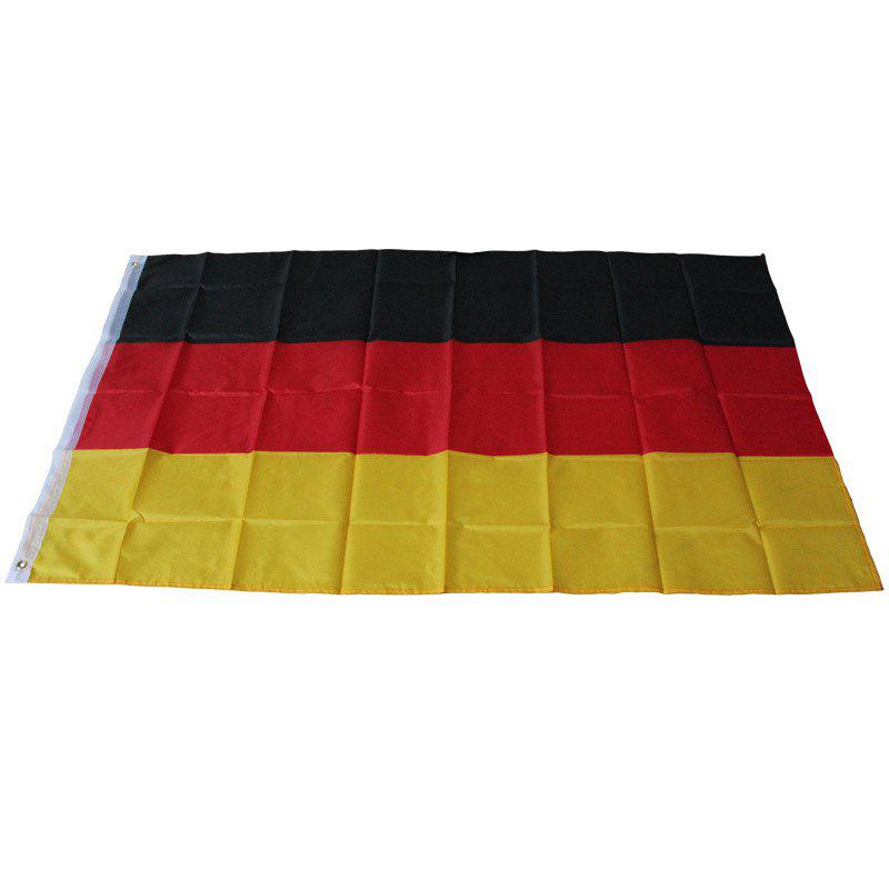 German Flag Indoor Outdoor Home Decoration - multicolor