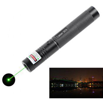 Powerful Green Laser Pointer Pen Beam Light 5mW Professional Military High Power Presenter lazer - NIGHT