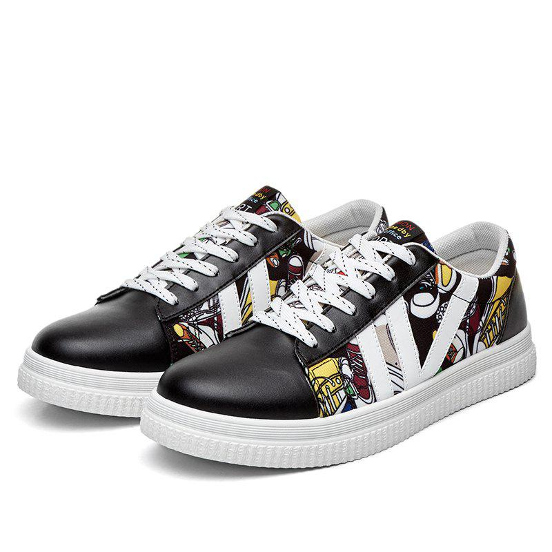 2018 New Shoes Students Sports - BLACK 44